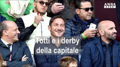 Totti e i derby della capitale