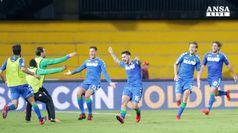 Serie A: oggi in campo 4 anticipi