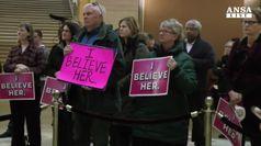 'Io le credo', donne contro molestie in Usa