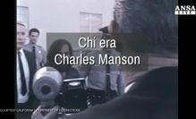 Charles Manson, il guru sanguinario