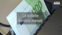 Bolletta telefono e pay tv torna mensile