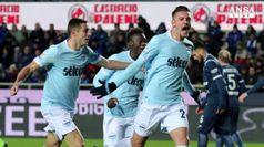 Girandola di gol, Atalanta-Lazio 3-3