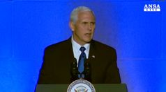 Gerusalemme: fonti, rinviata visita Mike Pence