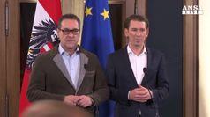 Austria, al governo conservatori e populisti