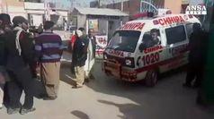 Kamikaze in chiesa metodista in Pakistan, 8 morti
