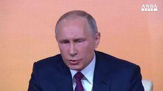 Putin ringrazia Trump, sventato attentato con aiuto Cia