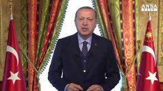 Erdogan, ambasciata a Gerusalemme est. In arrivo Pence