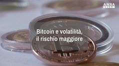 Bitcoin e volatilita', il rischio maggiore