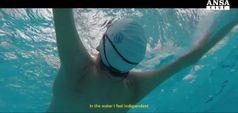 Bettella: in piscina sono indipendente