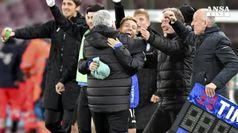 Coppa Italia: Napoli ko e Atalanta avanti, stasera Juve-Toro