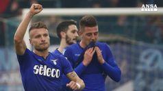Serie A: Napoli 2-0 al Verona