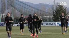 Serie A, pari a San Siro tra Inter e Roma