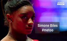 Simone Biles: anche io abusata