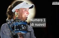 Wozniacki torna n.1 (dopo 6 anni)