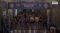 Empire State Run, quando la corsa e' sulle scale