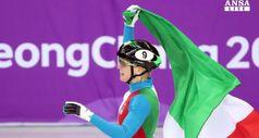 Olimpiadi, giornata trionfale