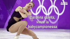 Carolina quinta, vince la babycampionessa