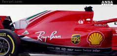 Piu' rossa e aggressiva, ecco la Ferrari anti-Mercedes