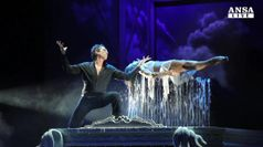 Triggiano incanta il teatro Brancaccio di Roma con la sua 'Real Illusion'