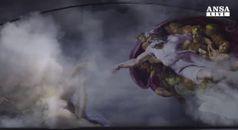 Sting e Favino per Michelangelo superstar