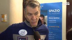 Spazio: astronauta Paolo Nespoli parla a studenti Parma