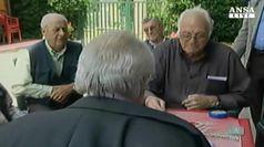 A tavola il segreto dei centenari