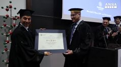 Maire Tecnimont: Di Amato laureato ad honorem dal Politecnico di Milano