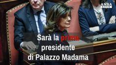 Sara' la prima presidente di Palazzo Madama
