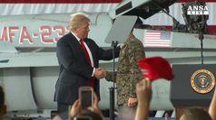 Trump vieta i transgender nell'esercito