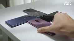 In Italia i nuovi Samsung Galaxy S9 e S9+