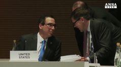 Dal G20 appello contro guerre commerciali