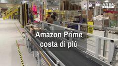 Amazon Prime costa di piu'