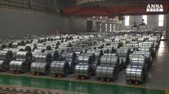 Schiaffo Trump alla Cina, sanzioni per 50 mld
