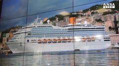 Costa Crociere 'torna' a Genova dopo quasi 15 anni