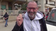 Dopo tumore pancreas, fa maratonina per beneficenza