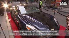 Daniel Craig mette all'Asta la sua Aston Martin