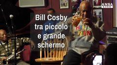 Bill Cosby, tra piccolo e grande schermo