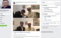 Il Papa ha incontrato il padre di Alfie Evans