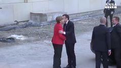 Macron-Merkel: presto visione comune per l'Ue