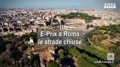 E-Prix a Roma, ecco le strade chiuse