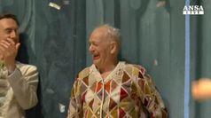 Teatro, standing ovation per l'ultimo Arlecchino di Ferruccio Soleri