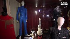 Il guardaroba di Prince all'asta a New York