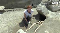 A Pompei riemerge l'ultimo fuggiasco