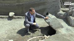 Un altro tassello per la storia di Pompei