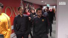 Champions: domani Roma-Liverpool, stasera Real-Bayern
