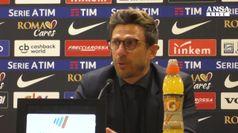 La Roma al terzo posto, blinda la Champions