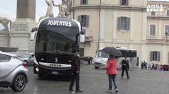 Juve-Milan, tutto pronto per la finale di Coppa Italia