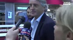 Oggi presentazione Mancini, nuovo Ct Italia