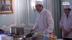 Heinz Beck: L'esperienza del Giappone nei piatti italiani