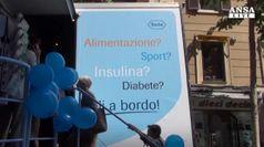 Epidemia di diabete urbano, un malato su 2 vive in citta'
